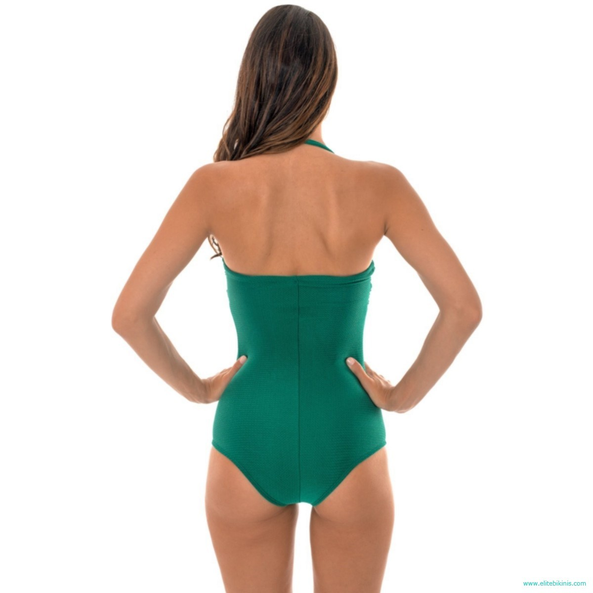 2c8e04898b595 Duna Green One Piece swimsuit from Rio de Sol