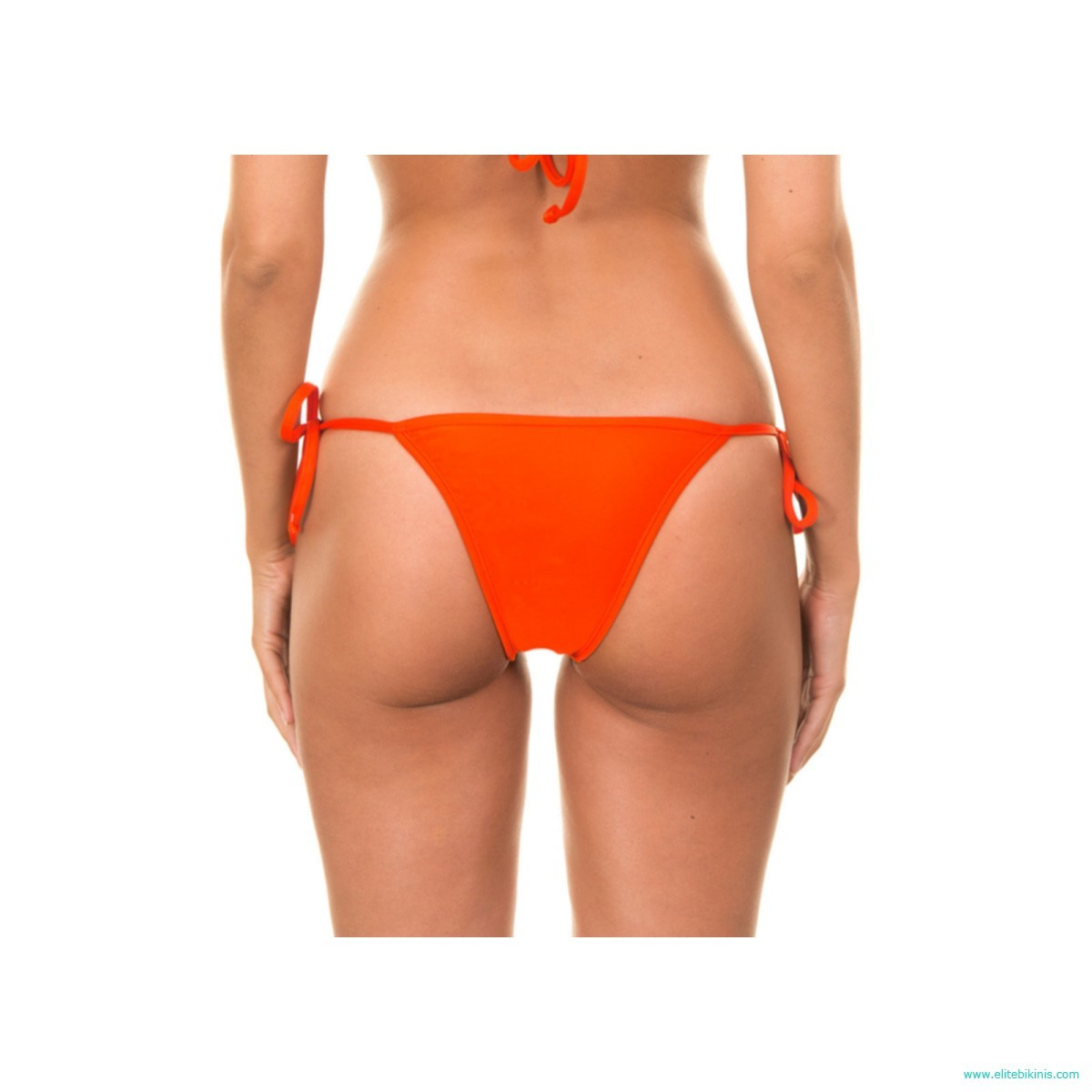7c546206c44 This orange bikini bottom part, also called panties, King Lacinho it's a tie  side brazilian style panty . Manufactured in Brazil by Rio de Sol, ...