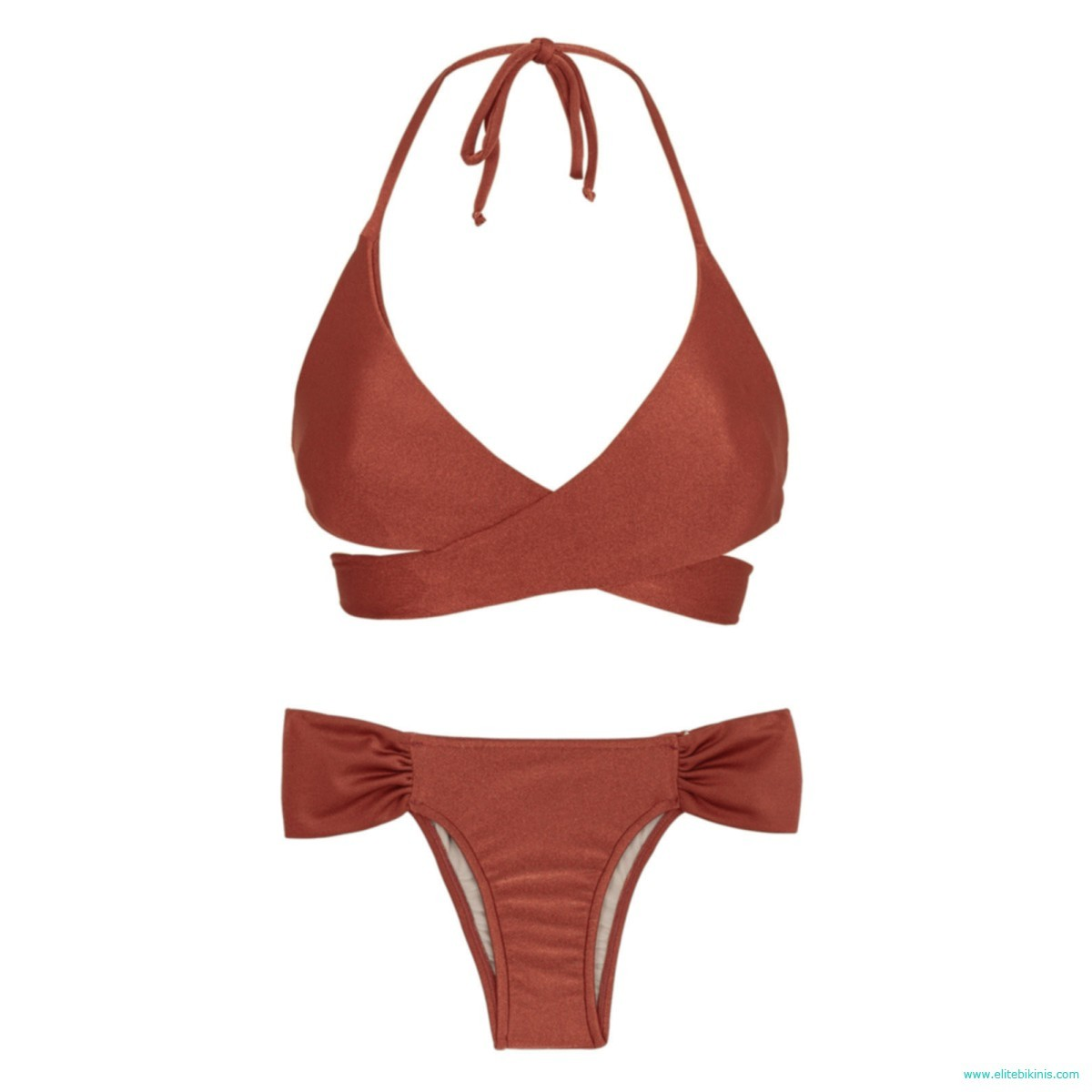 c21f754c01e Rio de Sol brings from Brazil this brand new red brazilian bikini model,  the Liquor Transpassado from 2019 collection. The top of Liquor  Transpassado bikini ...