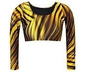 Rash Guard bikini top